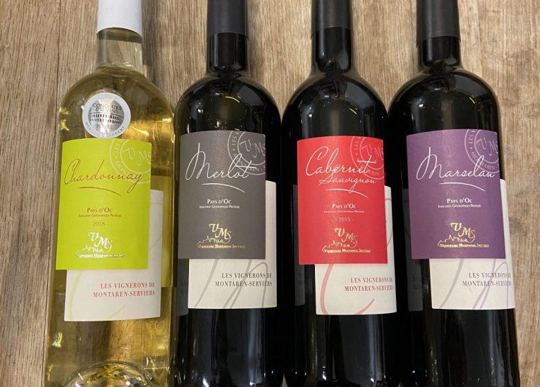 Les Vignerons de Montaren-Serviers