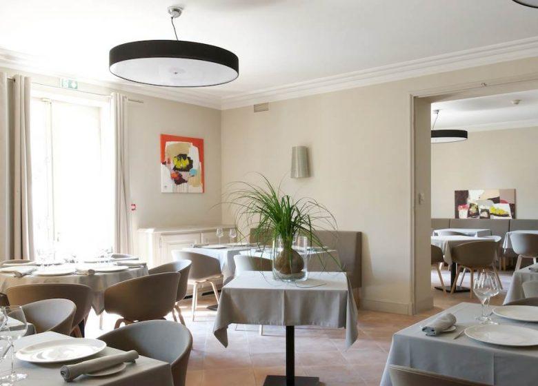 Restaurant La Bégude Saint-Pierre