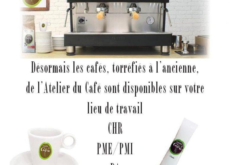 Atelier du café