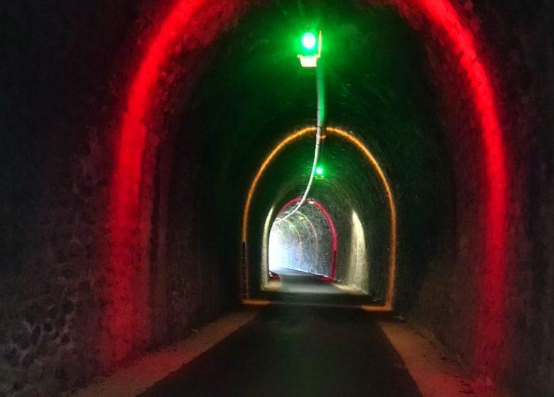 La voie verte du Pont du Gard