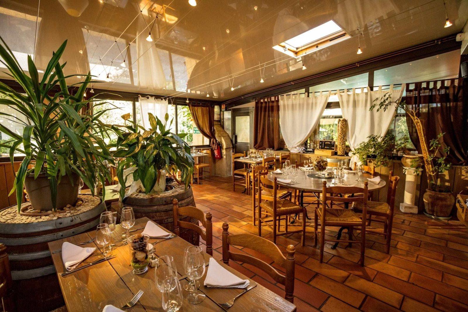 Auberge d'Uzès – Restaurant Le Baccus