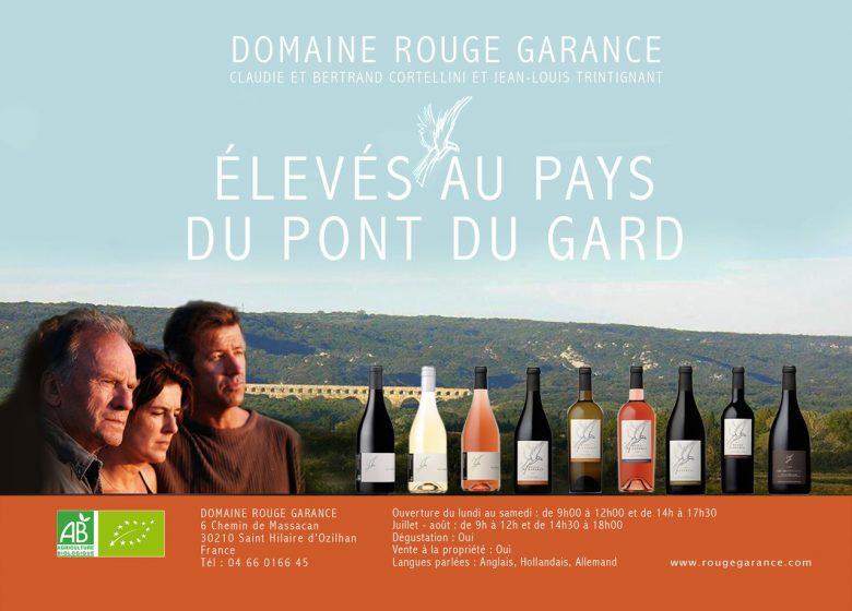 Domaine Rouge Garance