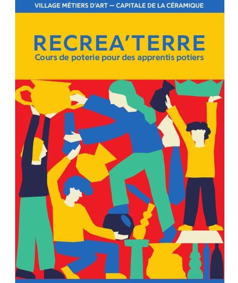 Récréa'terre – Atelier terre à Saint-Quentin-la-Poterie
