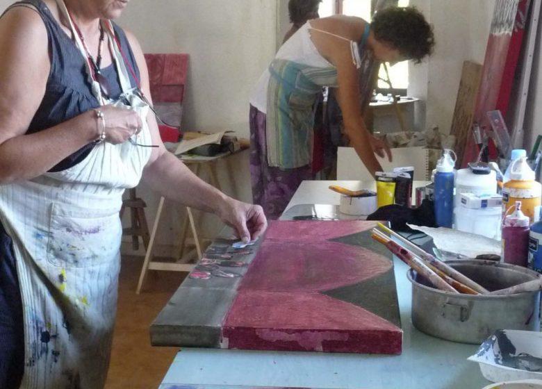 Atelier Martine Salvatge – Les dimanches créatifs