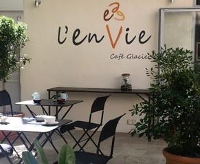 L'Envie Café Glacier