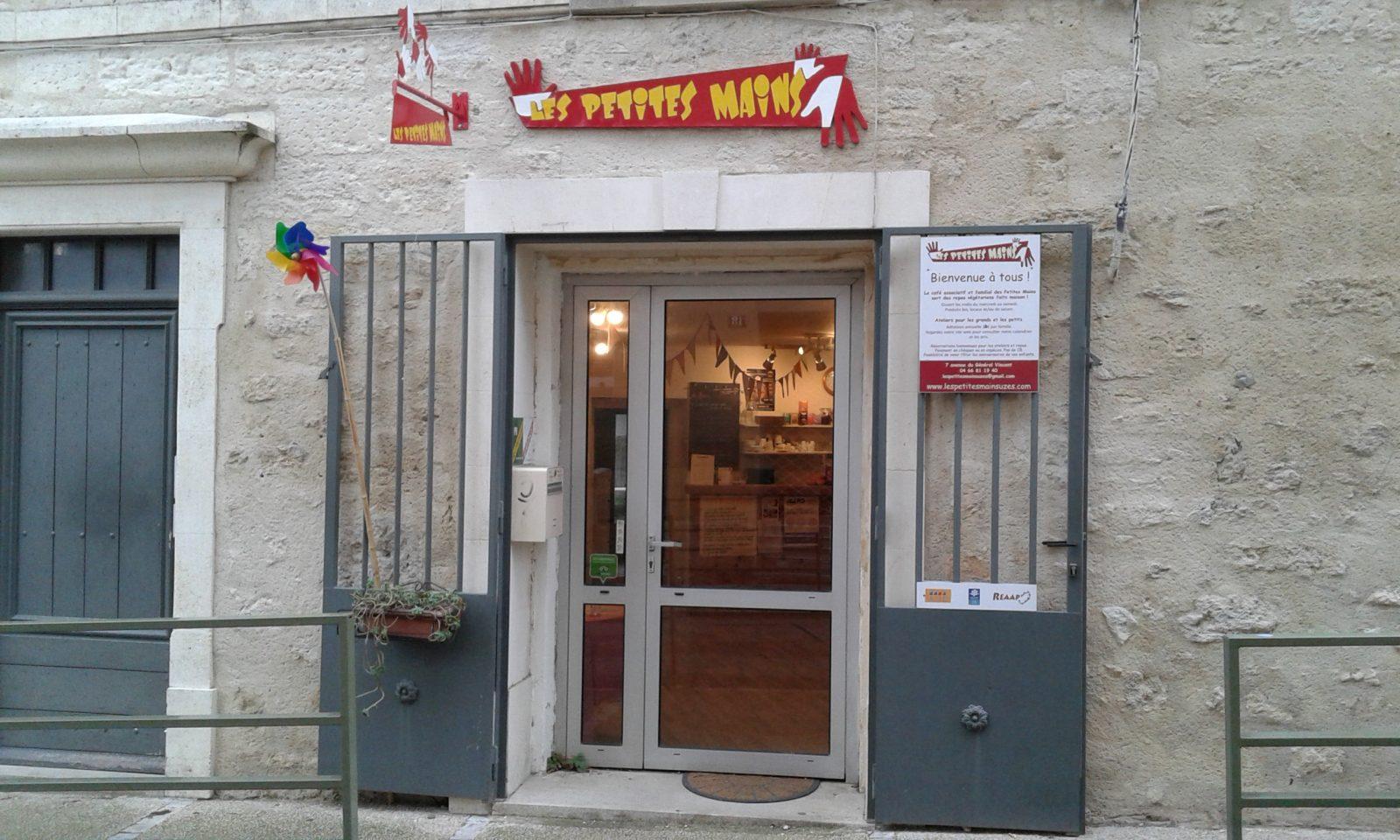 Restaurant Café associatif – Les Petites Mains