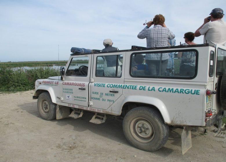 Camargue Aventure / Pierrot le Camarguais