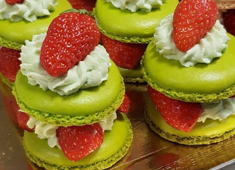 Les Macarons d'Anthony
