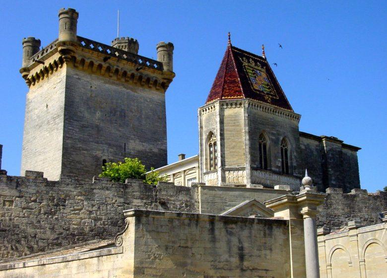 Excursion : Uzès, ville d'art et d'histoire, les joyaux de la cité Ducale