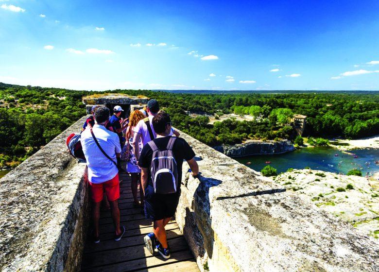 Excursion : D'Uzès au Pont du Gard, le berceau de la Romanité