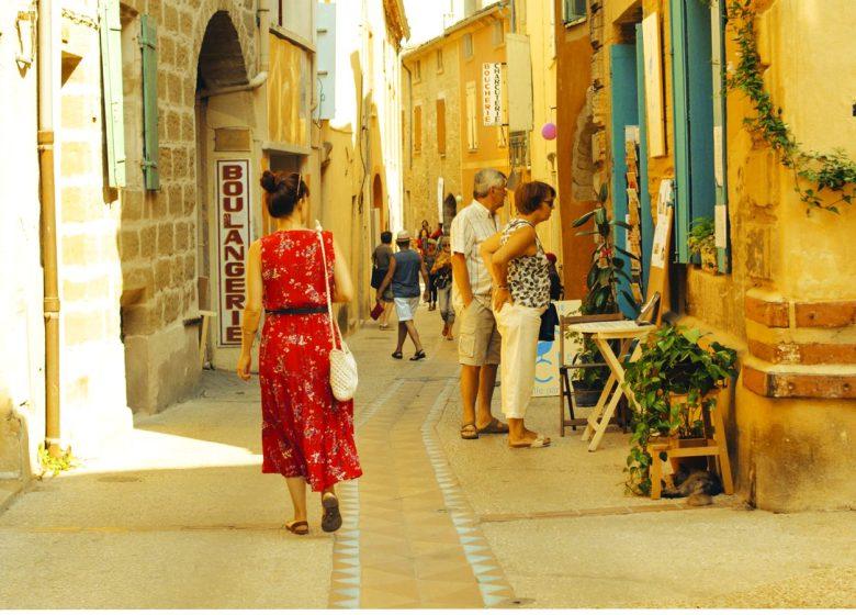 Excursion : Saint Quentin la Poterie, balade en terre céramique